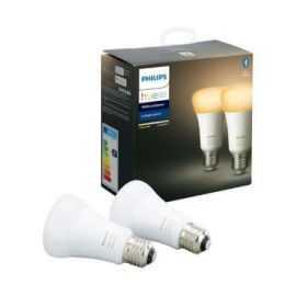 Philips Hue White Ambiance LED-pære A60 E27 2-pak