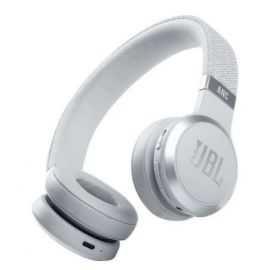JBL LIVE 460NC On-ear Hvid
