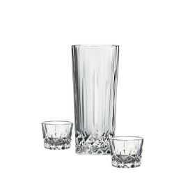 Harvey 3 dele sæt Vase+2 miniskåle