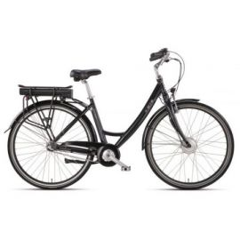 El-cykel dame E-go3 3g 36V-8,7Ah sort