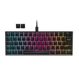 Corsair K65 RGB Mini gaming tastatur Sort