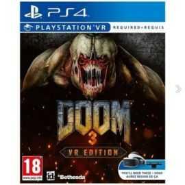 PS4: Doom 3 (VR)