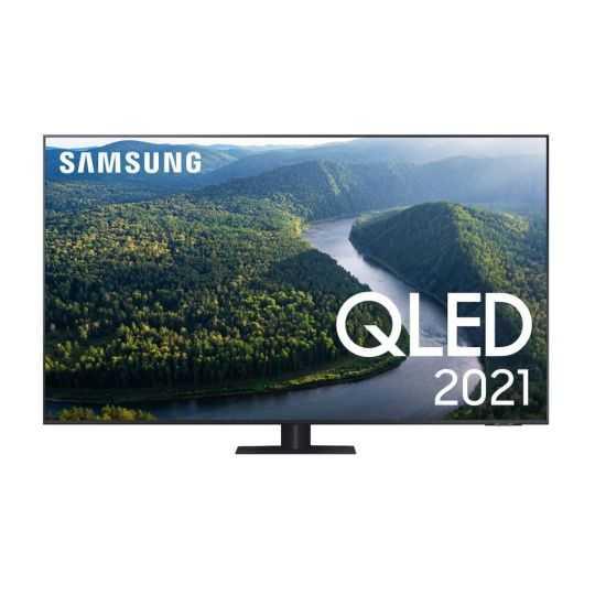 """Samsung 55"""" Q77A 4K Smart-TV  2021"""