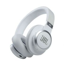 JBL LIVE 660NC On-ear Hvid
