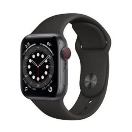Apple Watch Series 6 GPS + LTE 40mm Space Gray