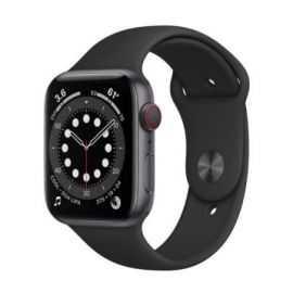 Apple Watch Series 6 GPS + LTE 44mm Space Grey