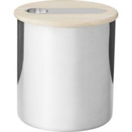 Stelton Scoop Tedåse m/ske H13 cm stål