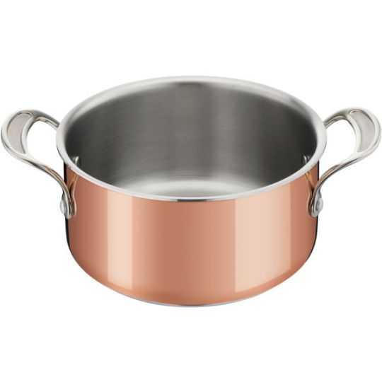 Premium Gryde 3,1 L Triply Copper