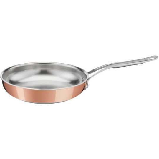 Premium Stegepande Ø24 Triply Copper