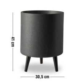 ALMIND KRUKKE 41x30,5CM