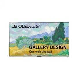 """LG 65"""" G1 4K Evo OLED TV 2021"""
