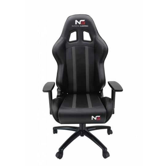 Nordic Gaming Carbon Gaming Chair, Black