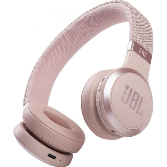 JBL LIVE 460NC On-ear Pink