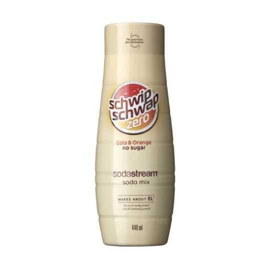 Sodastream smagsekstrakt Schwip Schwap Zero