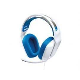 Logitech G335 gaming headset (hvid)
