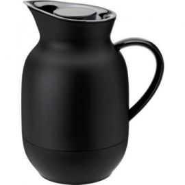 Stelton Amphora Termokande 1 L soft black