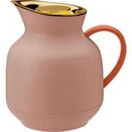 Stelton Amphora Termokande Te 1 L soft peach