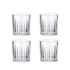 Relief Whiskey Glas 4 stk. 31 cl