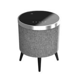 Sinox Bluetooth højttaler og bord i sort træ