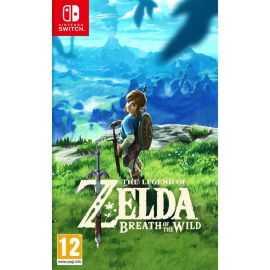 Nintendo Switch: The Legend Of Zelda BOTW
