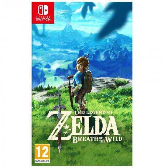 NS: The Legend Of Zelda BOTW