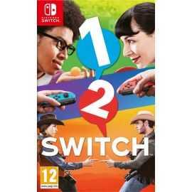 Nintendo Switch: 1,2 Switch