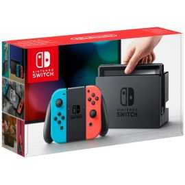 Nintendo Switch spillekonsol Neon