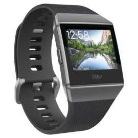 Fitbit Ionic smartwatch charcoal/smoke grey
