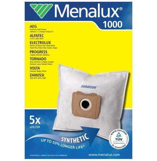 STØVPOSE MENALUX 1000