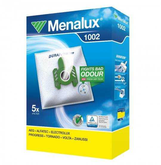 MENALUX 1002, volta, aeg, electrolux