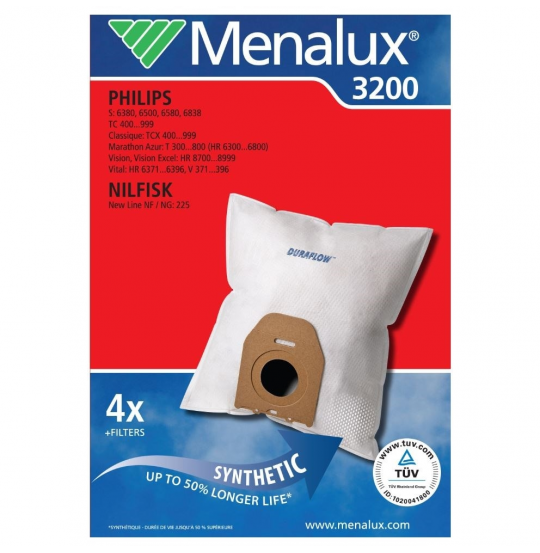 MENALUX 3200, philips, nilfisk