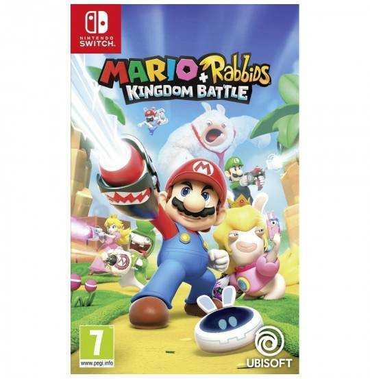 NS: Mario+Rabbids Kingdom Battle