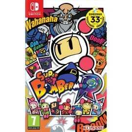 Nintendo Swtich: Super Bomberman R