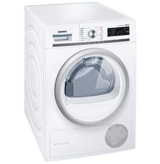 Siemens tør 9kg WT45W5R9DN