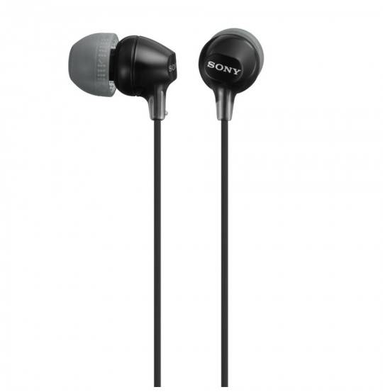 Sony in-ear MDR-EX15APBC sort