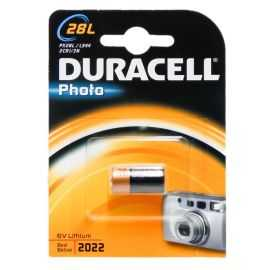 Duracell PX28L Lithium Photo batteri
