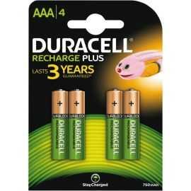 Duracell  AAA 750 mAh 4pk