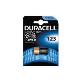 Duracell Photo 123 Batteri, 1pk