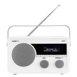 Radionette DAB+ radio hvid