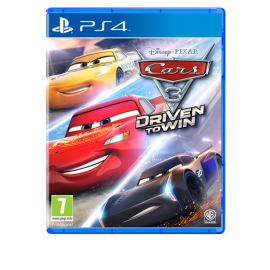 PS4: Cars 3: Driven to Win