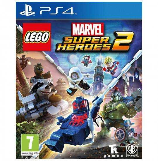PS4: LEGO Marvel Superheroes 2