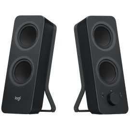 Logitech Z207 sort højt.
