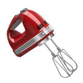 Kitchen Aid håndmikser rød