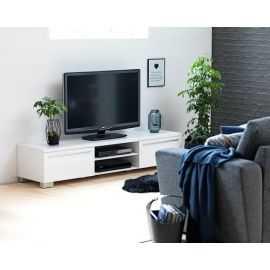 TV-BORD M/2SKF. AAKIRKEBY HVID