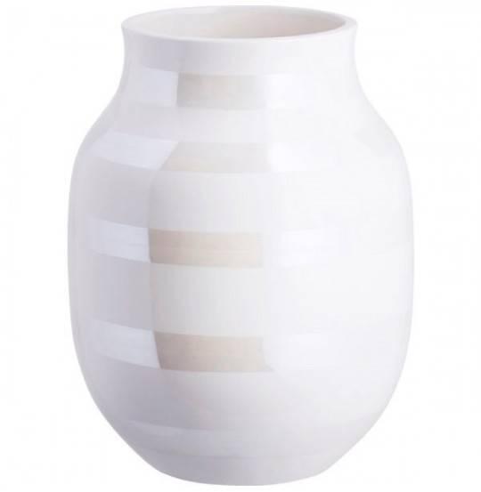 Omaggio Vase H20 perlemor