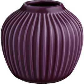 Hammershøi Vase H12,5 blomme