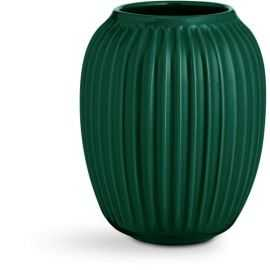 Hammershøi Vase H20 grøn