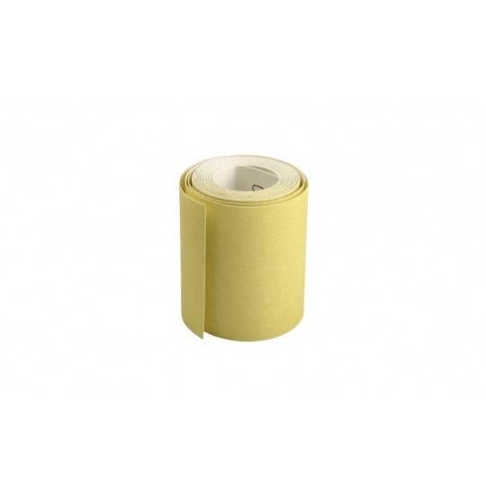 Slibepapir 93mm x 5M Korn 100 sandpapir