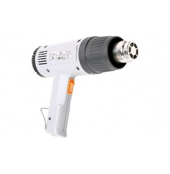 Varmepistol 1500W - 230V