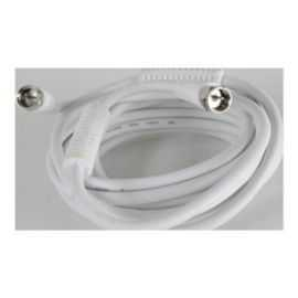 Qnect Antenneledning m/F-stik & ferrit